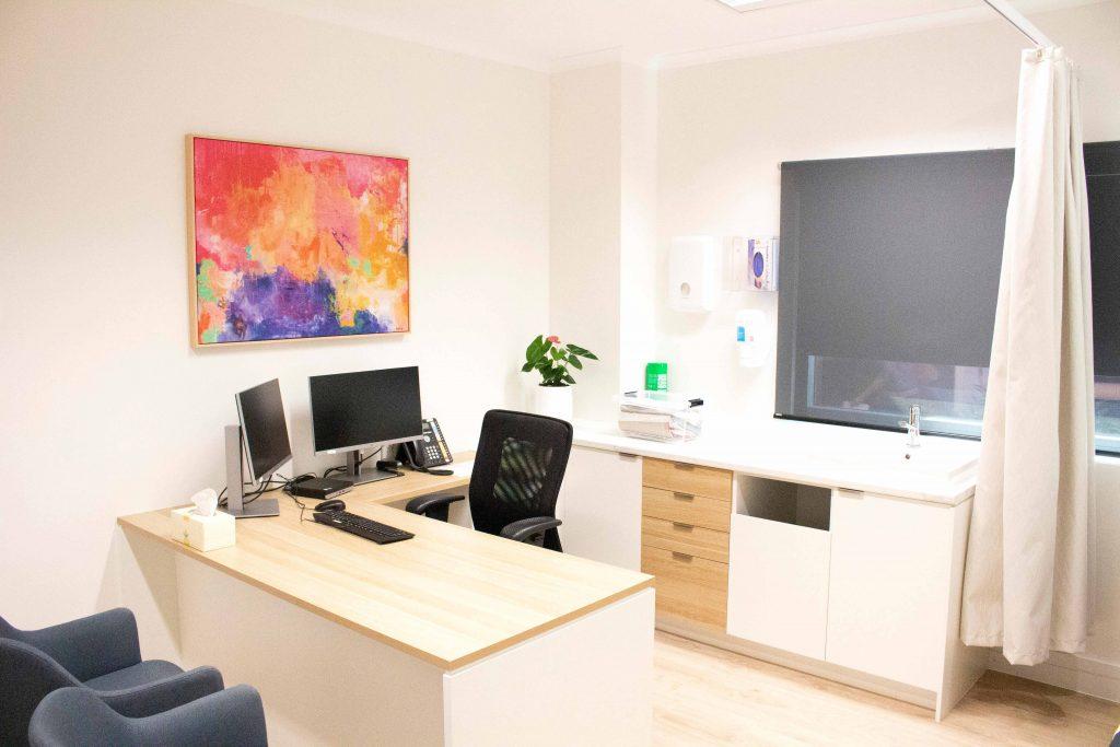 Queensland Gastroenterology Consult Room