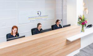 Qld Gastro Practice Reception Staff