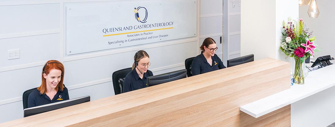 Qld Gastro Practice Reception Staff - Crop